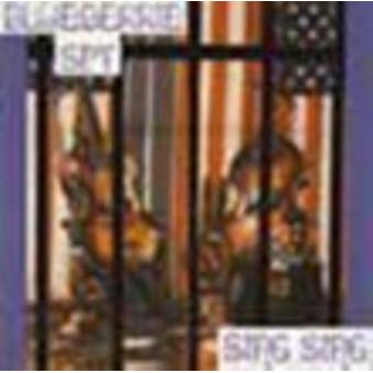 Blueberrie spion - syngende [CD] USA import
