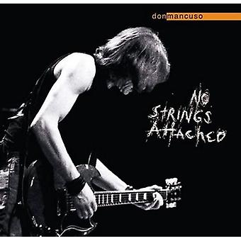 Don Mancuso - No Strings Attached [CD] USA import
