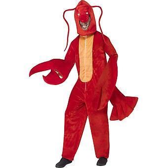 Lobster costume lobster lobster crab cancer costume men