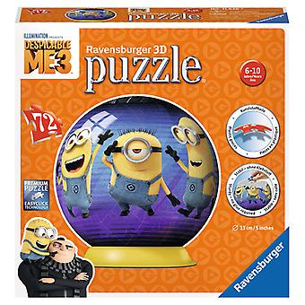 Puzzelbal Despicable Me 3, 72st.