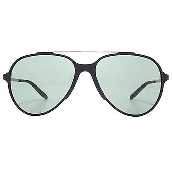 Carrera Maverick Aviator Sunglasses In Light Havana