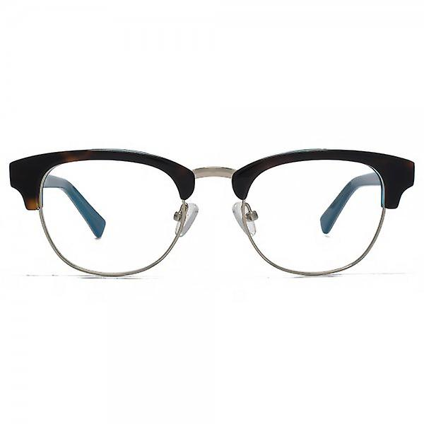 Hook LDN Novello Glasses In Tortoiseshell N Turquoise