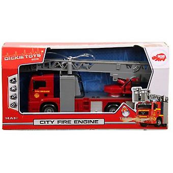 Simba 31 Cm Fire Truck (Toys , Vehicles And Tracks , Mini Vehicles , Cars)