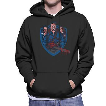 Come Get Some Ash Vs Evil Dead Men's Hooded Sweatshirt