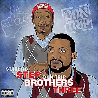Starlito / reis, Don - drie halfbroers [CD] USA import