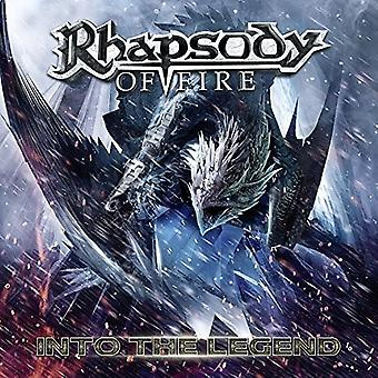 Rhapsody of Fire - in het opschrift [CD] USA import