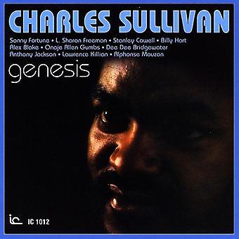 Charles Sullivan - Genesis [CD] USA import