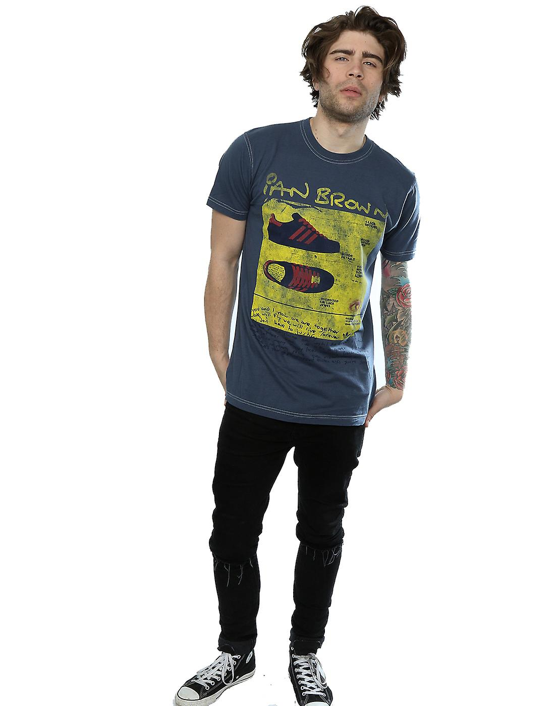 Aftershow Men's Ian Brown Adidas Shoes T-Shirt