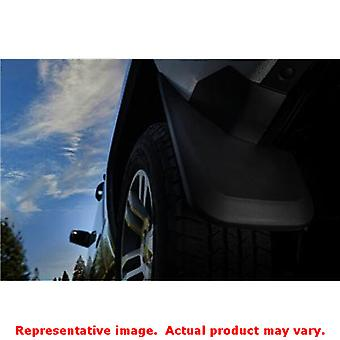 Husky Liners 56891 Black Custom Molded Mud Guards   FITS:GMC 2014 - 2014 SIERRA