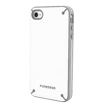 PureGear Slim Shell for iPhone 4/4S - 1 Pack - Carrying Case - Retail Packaging