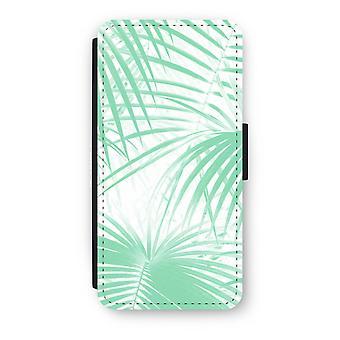 iPhone 8 Flip Case - Palm leaves