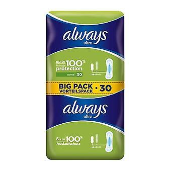 Compresas Ultra siempre Big Pack