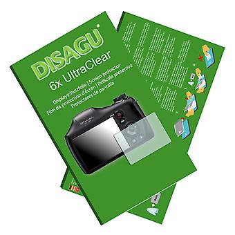 Sony DSC-H300 display protector - Disagu Ultraklar protector