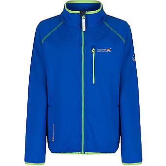 Regatta Boys & Girls Limit Lightweight Stretch Softshell Jacket