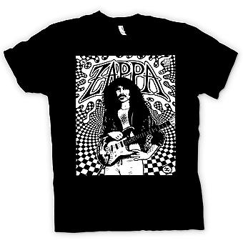 Kids T-shirt - Frank Zappa - Portrait Sketch