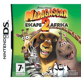 Madagascar Escape 2 Africa (Nintendo DS)