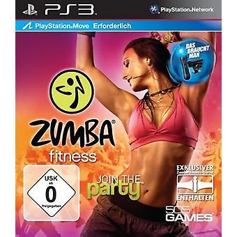 Zumba Fitness-Bewegung-PS3-Spiel