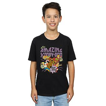 Scooby Doo Boys The Amazing Scooby T-Shirt