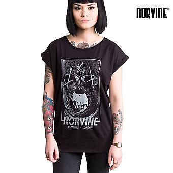 Norvine ladies T-Shirt mask