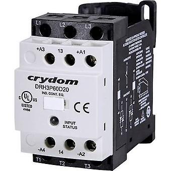 Crydom DRH3P60D20 SSC Zero crossing 1 pc(s) 20 A