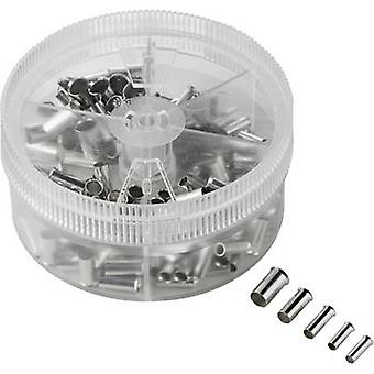 Ferrule set 4 mm² 16 mm² Metal Vogt Verbindungstechnik 737009 230 pc(s)