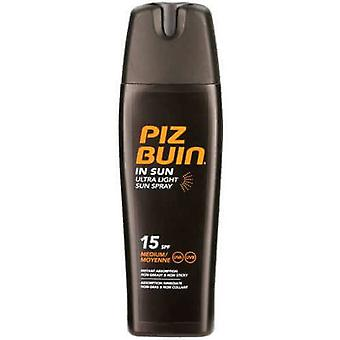 Piz Buin Ultra Light Hydrating Sun Spray (Cosmetics , Body  , Sun protection)