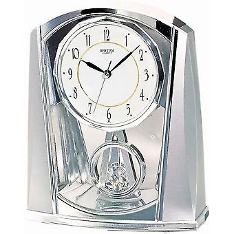 Table pendulum clock RHYTHM - 7772-19