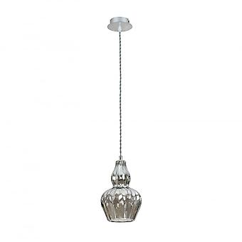 Maytoni Lighting Eustoma Pendant Pendant, Chrome