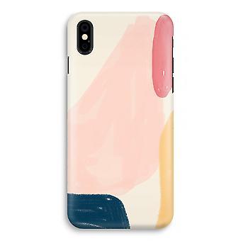 iPhone X Full Print Case (Glossy) - Saturday Flow