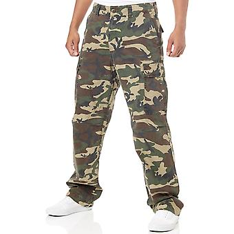 Dickies Camouflage Higden - Loose Fit Cargo Pant