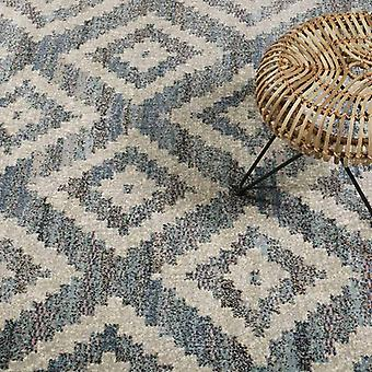 Rugs -Passion - 0873/04 In Blue & Beige