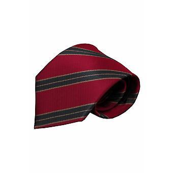 Red tie Dura 01