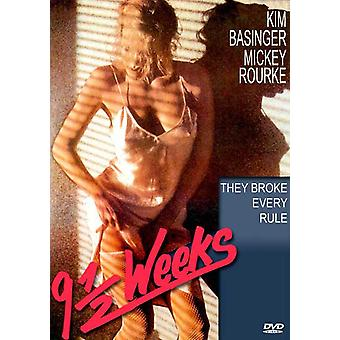 Nine 12 Weeks Movie Poster (11 x 17)