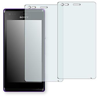 Sony Xperia C1904 display protector - Golebo crystal clear protection film