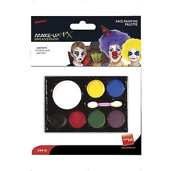Smiffy's Face Painting Palette