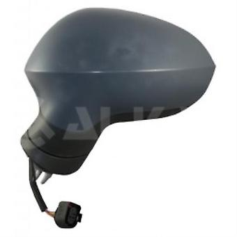 Left Passenger Side Mirror (electric heated) for Seat LEON 2009-2012