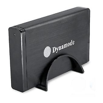 Dynamode 3.5-Inch USB 3.0 SATA Hard Disk Enclosure - Black (USB3.0-HD3.5S-M)