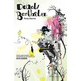 Veertig verhalen door Donald Barthelme - Dave Eggers - 9780141180946 boek