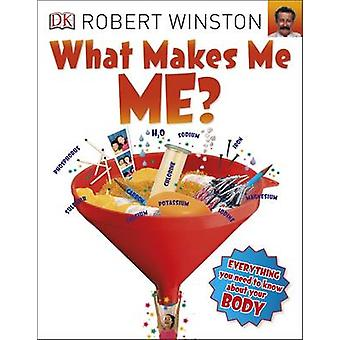 What Makes Me Me? by DK - 9780241206980 Book