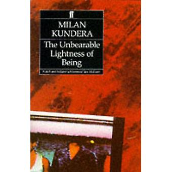 Den uutholdelige letthet for å bli (hoved) av Milan Kundera - Michael H
