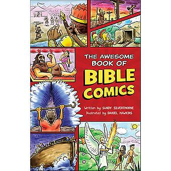 The Awesome Book of Bible Comics by Sandy Silverthorne - 978073696794