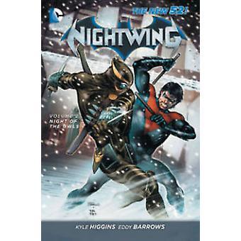Nightwing - Band 2 - Nacht der Eulen (52.) von Eddy Barows - Ruy Jo