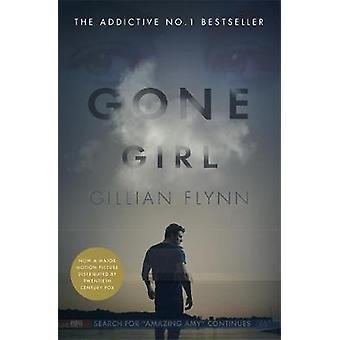 Gone Girl przez Gillian Flynn - 9781780228228 książki