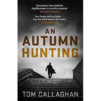 Eine Herbstjagd durch eine Herbstjagd - 9781786482396 Buch