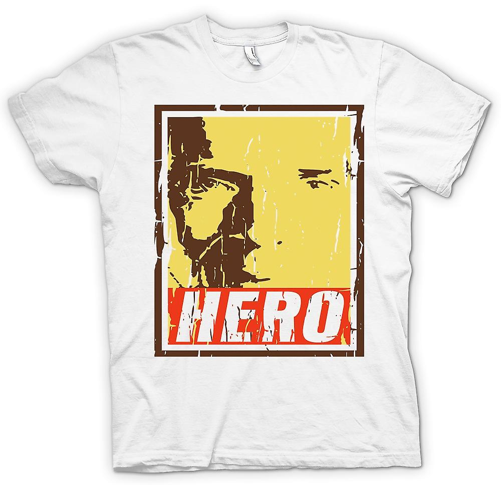 Womens T-shirt-Brody - Hero - Heimat