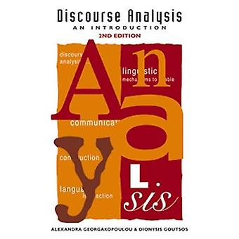 Discourse Analysis: An Introduction