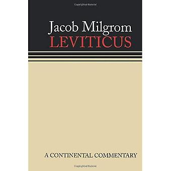 Continental Commentaries Leviticus (Continental Commentaries)