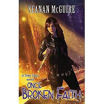 Once Broken Faith (Toby Daye Book 10)