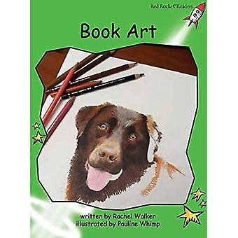 Book Art (Red Rocket Readers)