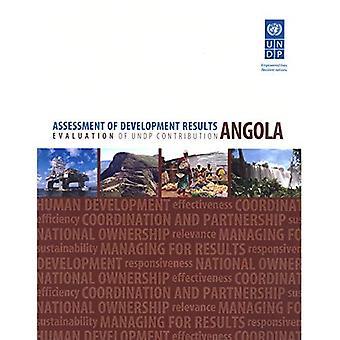 Assessment of Development Results: Angola